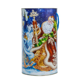 Туба ''Дед Мороз и Снегурочка'' (стандарт)
